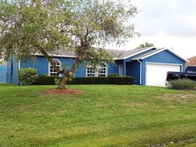 1642 SW Mcallister Lane, Port Saint Lucie, FL 34953 - MLS#: RX-10435166