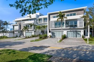 917 Bucida Road UNIT A, Delray Beach, FL 33483 - MLS#: RX-10435181