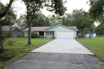 4711 Buchanan Drive, Fort Pierce, FL 34982 - MLS#: RX-10435197