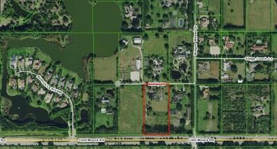 8600 N Surrey Lane N, Boca Raton, FL 33496 - MLS#: RX-10435264