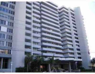 1390 S Ocean Boulevard UNIT 9b, Pompano Beach, FL 33062 - #: RX-10435379