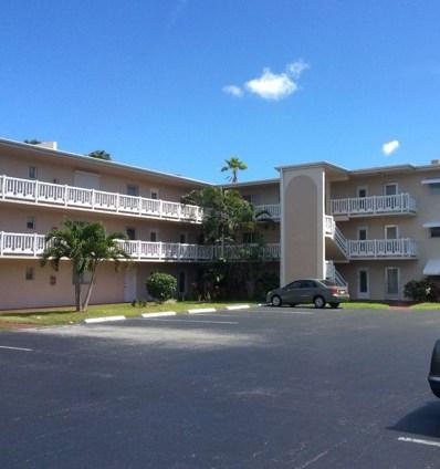 2615 Garden Drive N UNIT 108, Lake Worth, FL 33461 - MLS#: RX-10435407