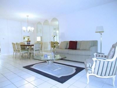 4110 Tivoli Court UNIT 101, Lake Worth, FL 33467 - MLS#: RX-10435475