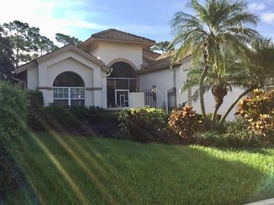 7226 Mystic Way, Port Saint Lucie, FL 34986 - MLS#: RX-10435517