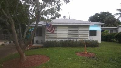 911 SE 4th Street, Boynton Beach, FL 33435 - MLS#: RX-10435542