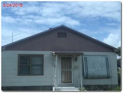 726 High Street, West Palm Beach, FL 33405 - MLS#: RX-10435548