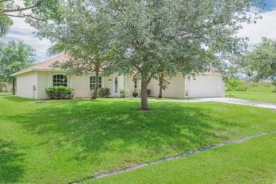 594 SW Bradshaw Circle, Port Saint Lucie, FL 34953 - MLS#: RX-10435554