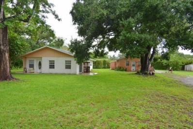 610 Ulrich Road, Fort Pierce, FL 34982 - MLS#: RX-10435556