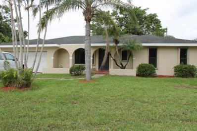 1032 SE Floresta Drive, Port Saint Lucie, FL 34983 - MLS#: RX-10435561