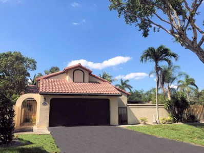 2135 NW 14th Street, Delray Beach, FL 33445 - #: RX-10435592