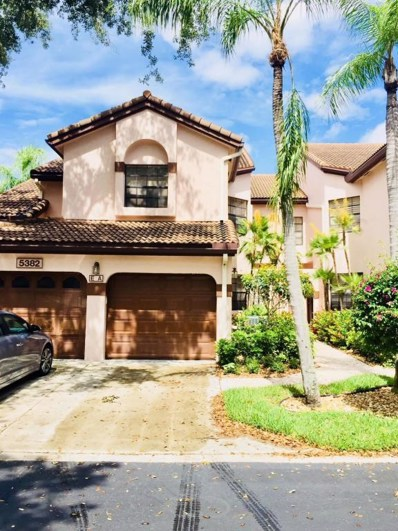 5382 Venetia Court UNIT A, Boynton Beach, FL 33437 - MLS#: RX-10435709