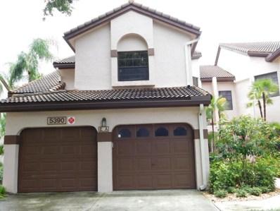 5390 Venetia Court UNIT A, Boynton Beach, FL 33437 - MLS#: RX-10435758