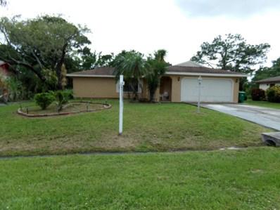 374 SE Crosspoint Drive, Port Saint Lucie, FL 34983 - MLS#: RX-10435778