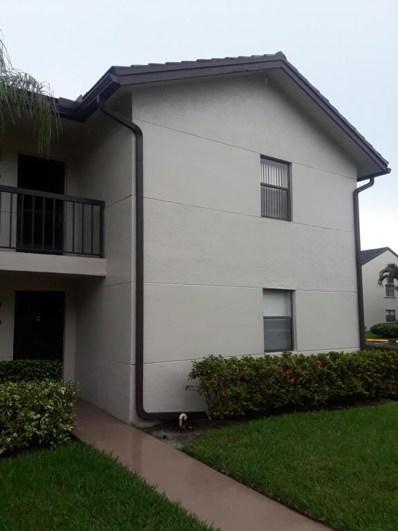 7642 Tahiti Lane E UNIT 104, Lake Worth, FL 33467 - MLS#: RX-10435897