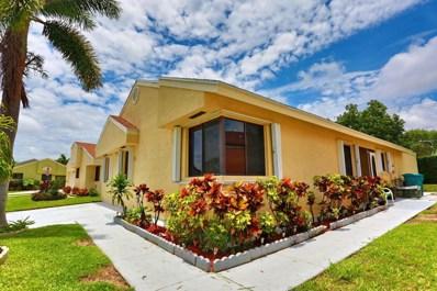 25 Hawthorne Lane, Boynton Beach, FL 33426 - MLS#: RX-10435924