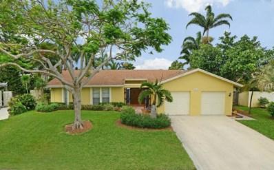 4943 Acorn Drive, Boca Raton, FL 33487 - MLS#: RX-10436004