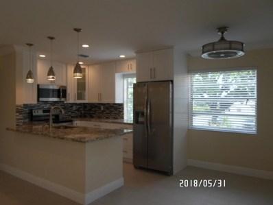 478 Normandy J, Delray Beach, FL 33484 - MLS#: RX-10436013