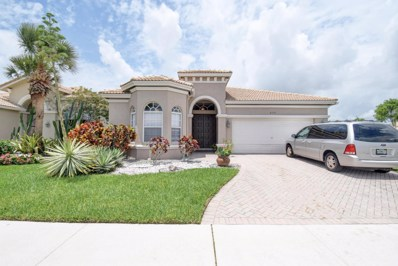 6515 Southport Drive, Boynton Beach, FL 33472 - MLS#: RX-10436104