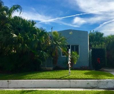 818 Kanuga Drive, West Palm Beach, FL 33401 - MLS#: RX-10436124
