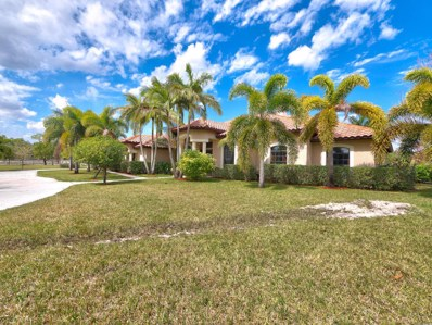 13481 Collecting Canal Road, Loxahatchee Groves, FL 33470 - MLS#: RX-10436179