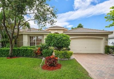 13316 Alhambra Lake Circle, Delray Beach, FL 33446 - MLS#: RX-10436181