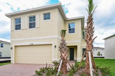 1538 NW Cataluna Circle, Port Saint Lucie, FL 34986 - MLS#: RX-10436252