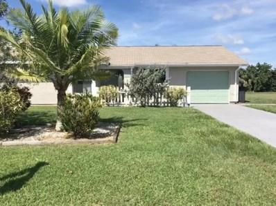 1532 SE Faculty Court, Port Saint Lucie, FL 34952 - MLS#: RX-10436253