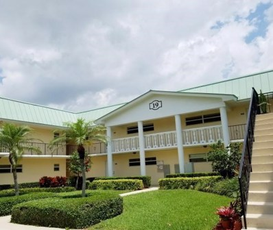 19 Colonial Club Drive UNIT 204, Boynton Beach, FL 33435 - MLS#: RX-10436269