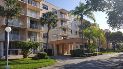 470 Executive Center Drive UNIT 2-G, West Palm Beach, FL 33401 - MLS#: RX-10436342