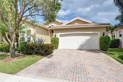 11160 Ihilani Way, Boynton Beach, FL 33437 - MLS#: RX-10436403