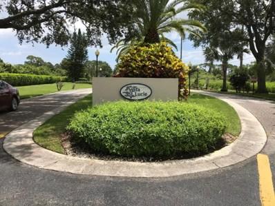 9 Lake Vista Trail Trail UNIT 205, Port Saint Lucie, FL 34952 - MLS#: RX-10436413