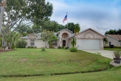 358 SE Cork Road, Port Saint Lucie, FL 34984 - MLS#: RX-10436438