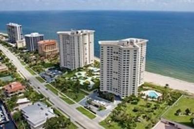 500 S Ocean Boulevard UNIT 2209, Boca Raton, FL 33432 - MLS#: RX-10436443