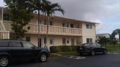 2214 NE 1st Way UNIT 204, Boynton Beach, FL 33435 - MLS#: RX-10436486