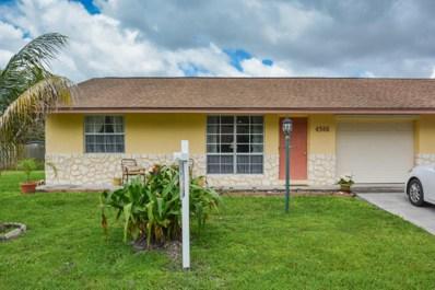 4566 SE Geneva Drive, Stuart, FL 34997 - MLS#: RX-10436641