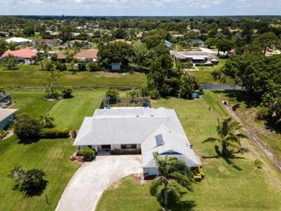 2602 SE Hamden Road, Port Saint Lucie, FL 34952 - MLS#: RX-10436671