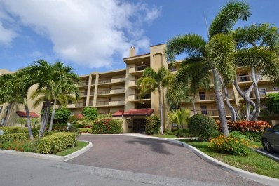 825 Egret Circle UNIT 411, Delray Beach, FL 33444 - MLS#: RX-10436673