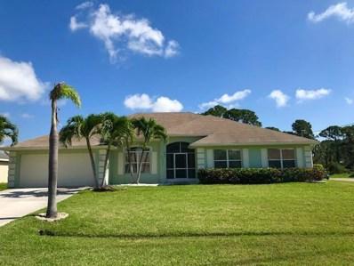 131 SW Andover Court, Port Saint Lucie, FL 34953 - MLS#: RX-10436692