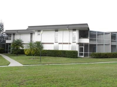 3 Greenway Village N UNIT 102, Royal Palm Beach, FL 33411 - MLS#: RX-10436862