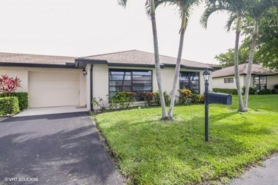 10228 Dovewood Lane UNIT B, Boynton Beach, FL 33436 - MLS#: RX-10436868