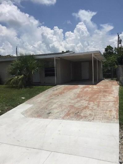 1521 W 14th Street, Riviera Beach, FL 33404 - MLS#: RX-10436914