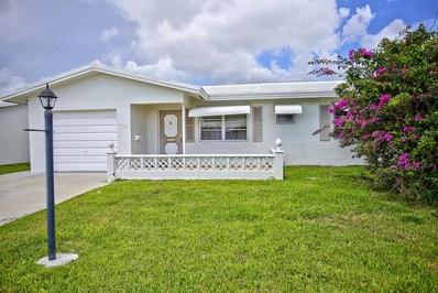 1101 SW 17th Street, Boynton Beach, FL 33426 - MLS#: RX-10436926