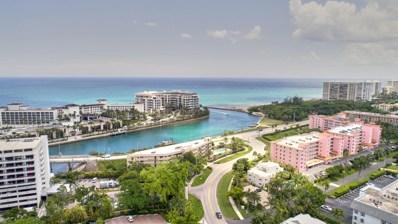 875 E Camino Real UNIT 15d, Boca Raton, FL 33432 - MLS#: RX-10436933