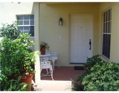 17046 Boca Club Boulevard UNIT 5, Boca Raton, FL 33487 - MLS#: RX-10436937