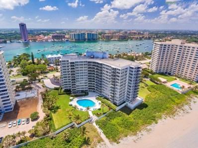 700 S Ocean Boulevard UNIT 306, Boca Raton, FL 33432 - MLS#: RX-10436954