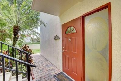 1714 Consulate Place UNIT 101, West Palm Beach, FL 33401 - MLS#: RX-10436973