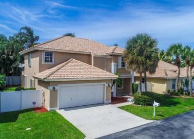 77 Citrus Park Lane, Boynton Beach, FL 33436 - #: RX-10436975