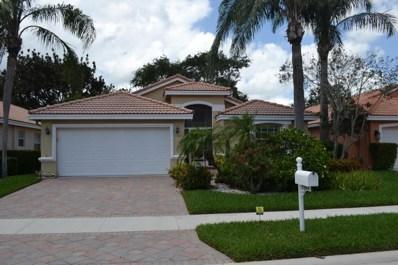 7261 Modena Drive, Boynton Beach, FL 33437 - MLS#: RX-10437130