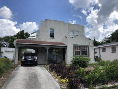 812 35th Street, West Palm Beach, FL 33407 - MLS#: RX-10437157
