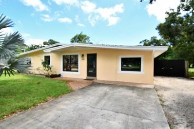 720 S 23rd Street, Fort Pierce, FL 34950 - MLS#: RX-10437168